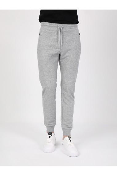 Pantaloni sport FELIX HARDY FE637063 Gri