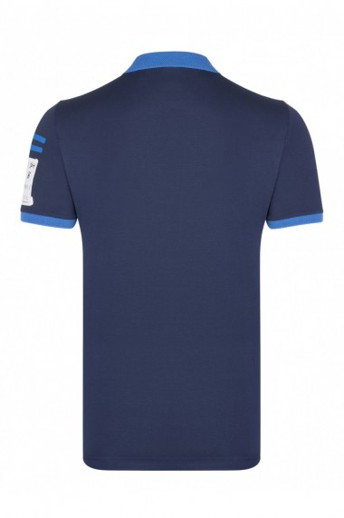 Tricou Polo FELIX HARDY FE6616554 Bleumarin