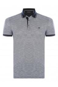 Tricou Polo FELIX HARDY FE671475 Bleumarin