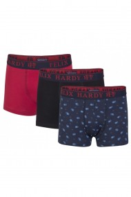 Set 3 boxeri FELIX HARDY FE7035608 Multicolor