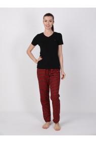 Pantaloni de pijama FELIX HARDY FE714299 Rosu