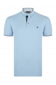 Tricou Polo FELIX HARDY FE716065 Albastru