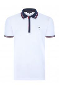 Tricou Polo FELIX HARDY FE719902 Alb
