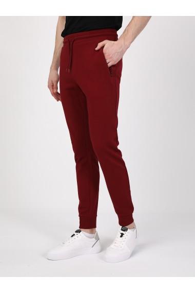 Pantaloni sport FELIX HARDY FE774628 Bordo