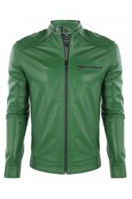 Jacheta din piele FELIX HARDY FE8207278 Verde