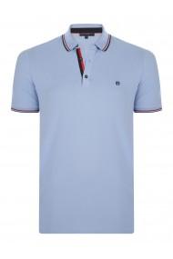 Tricou Polo FELIX HARDY FE860898 Albastru