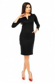 Rochie FOGGY FG77 BLACK Neagra