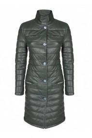 Jacheta din piele Giorgio di Mare GI107945 Verde