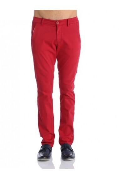 Pantaloni GIORGIO DI MARE GI1124188 Rosu