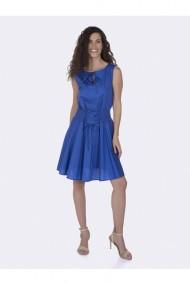 Rochie scurta Giorgio di Mare GI139061 albastru
