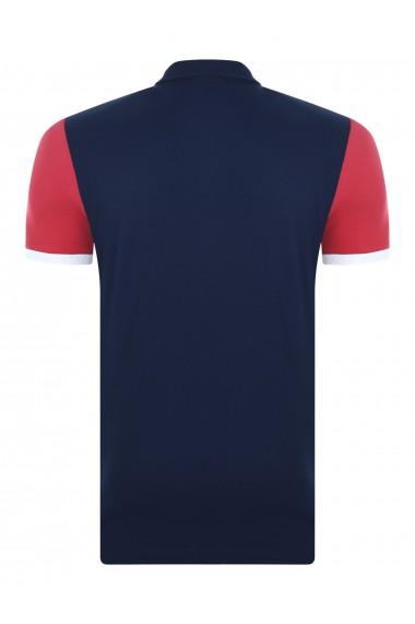 Tricou Polo GIORGIO DI MARE GI149438 Bleumarin
