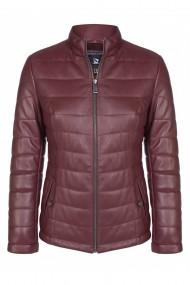Jacheta din piele Giorgio di Mare GI1888722 Bordo