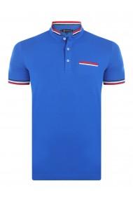 Tricou Polo GIORGIO DI MARE GI206165 Albastru
