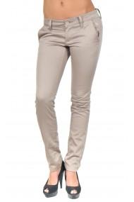 Pantaloni GIORGIO DI MARE GI2273086 Alb