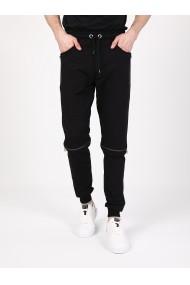 Pantaloni sport GIORGIO DI MARE GI254390 Negru