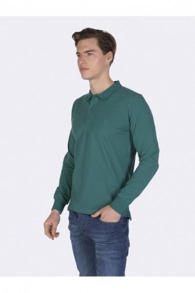 Bluza Giorgio di Mare GI2799004 verde