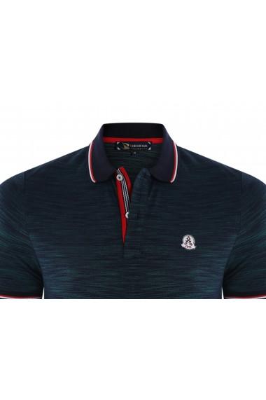 Tricou Polo GIORGIO DI MARE GI299700 Bleumarin