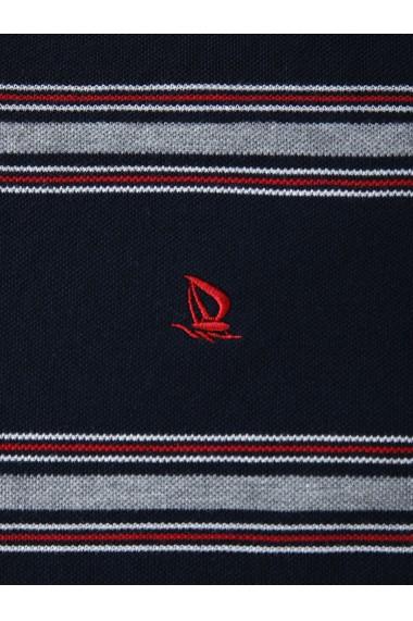 Tricou Polo GIORGIO DI MARE GI354020 Bleumarin