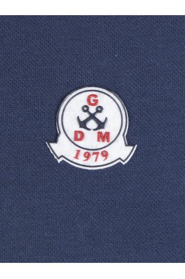 Tricou Polo GIORGIO DI MARE GI356055 Bleumarin
