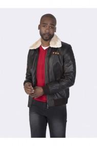 Jacheta din piele Giorgio di Mare GI3648927 Maro