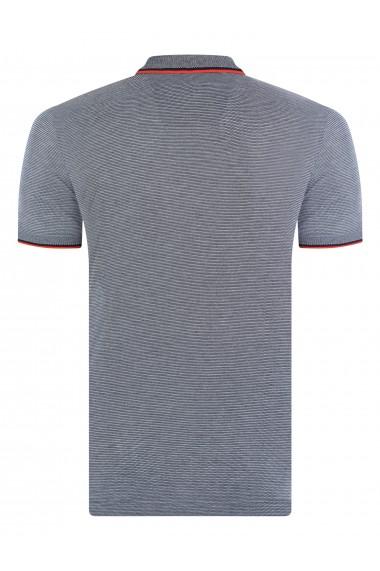 Tricou Polo GIORGIO DI MARE GI372781 Negru