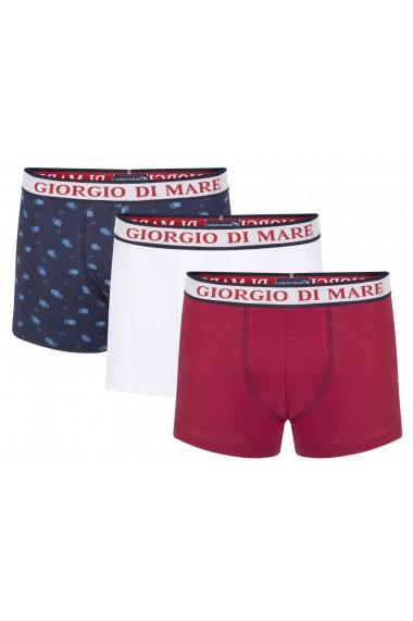 Set 3 boxeri GIORGIO DI MARE GI3781373 Multicolor