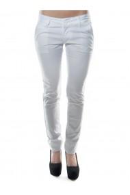 Pantaloni extra slim GIORGIO DI MARE GI4247027 Ecru