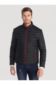 Jacheta din piele Giorgio di Mare GI4768950 Bleumarin