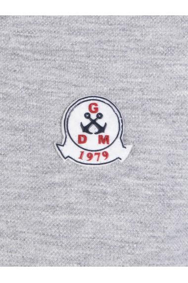 Tricou Polo GIORGIO DI MARE GI487316 Gri