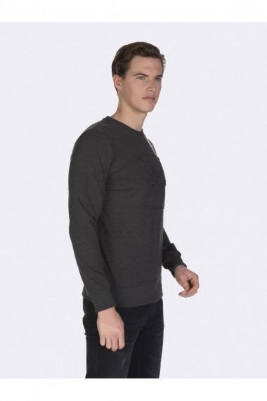 Bluza Giorgio di Mare GI4888293 gri