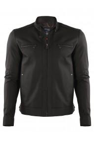 Jacheta din piele GIORGIO DI MARE GI4982131 Maro