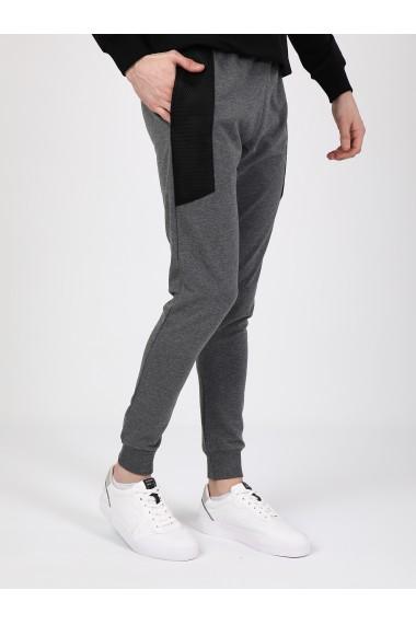 Pantaloni sport GIORGIO DI MARE GI519264 Gri