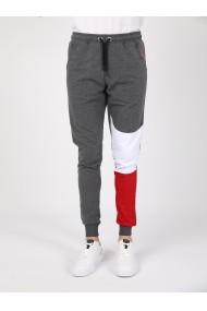 Pantaloni sport GIORGIO DI MARE GI553864 Gri