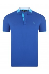 Tricou Polo GIORGIO DI MARE GI557746 Albastru