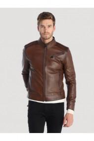 Jacheta din piele Giorgio di Mare GI5912528 Maro