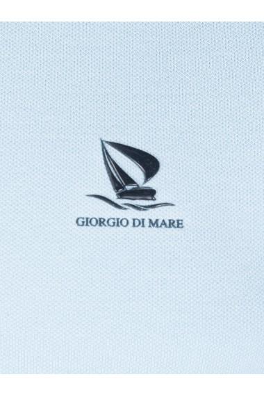 Tricou Polo GIORGIO DI MARE GI616039 Albastru