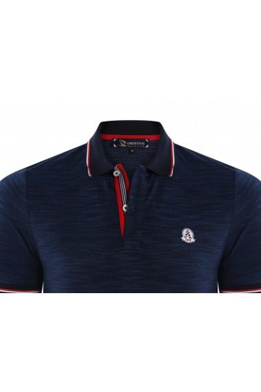 Tricou Polo GIORGIO DI MARE GI622763 Bleumarin