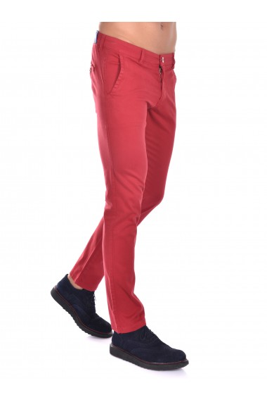 Pantaloni GIORGIO DI MARE GI6723484 Rosu