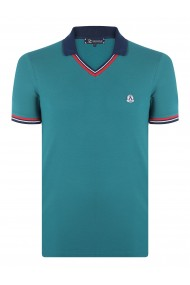 Tricou Polo GIORGIO DI MARE GI721680 Verde