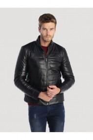 Jacheta din piele Giorgio di Mare GI7299705 Negru