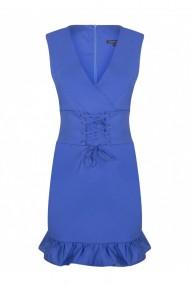 Rochie midi Giorgio di Mare GI7331486 albastru