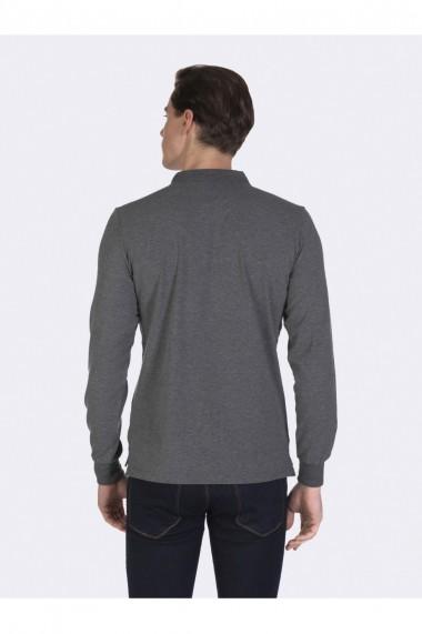 Bluza Giorgio di Mare GI7400073 gri