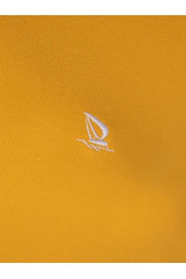 Tricou Polo GIORGIO DI MARE GI760211 Galben