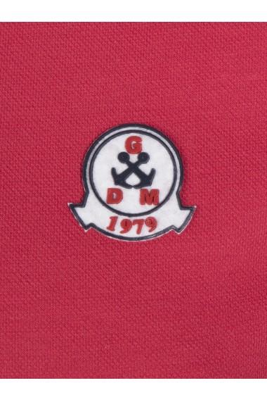Tricou Polo GIORGIO DI MARE GI765879 Rosu