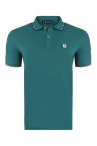Tricou Polo GIORGIO DI MARE GI768222 Verde