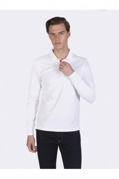 Bluza Giorgio di Mare GI7954344 alb