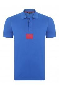 Tricou Polo GIORGIO DI MARE GI892195 Albastru