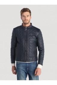 Jacheta din piele Giorgio di Mare GI902522 Bleumarin
