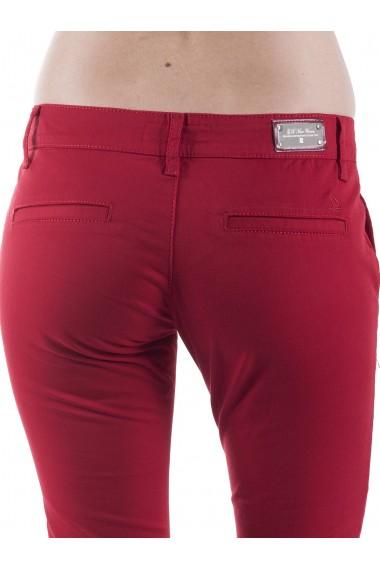 Pantaloni GIORGIO DI MARE GI9090666 Rosu