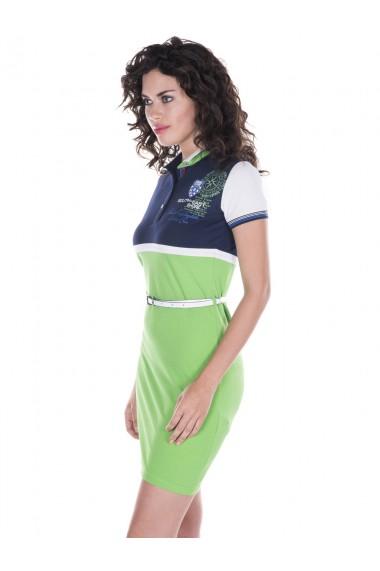 Rochie GIORGIO DI MARE GI9804586 Verde